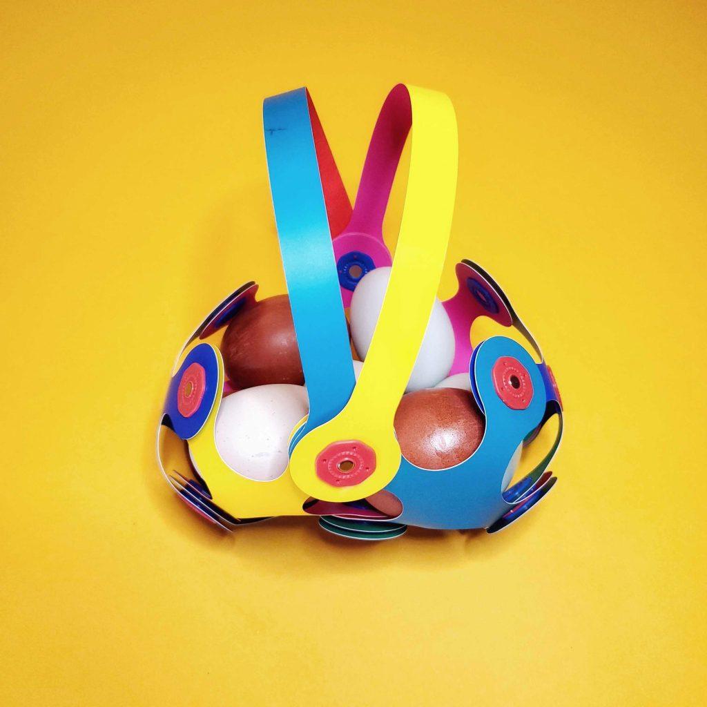 Clixo Easter Basket