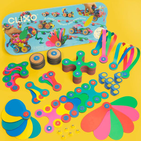 Clixo Wheel Creator Pack